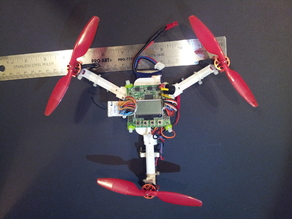 Micro tricopter