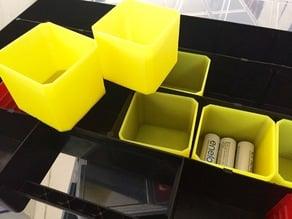 Removable box for Powerfix organiser box