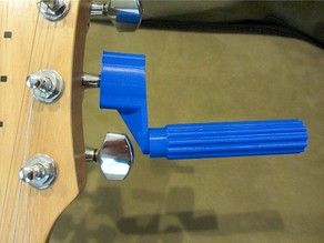 Ergonomic String Winder