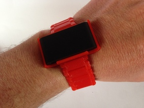 Wrist band for Withings Pulse