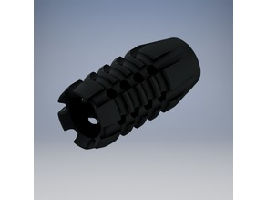 Nerf Muzzle Brake #35