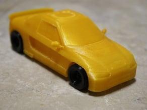 Honda Beat Race Car