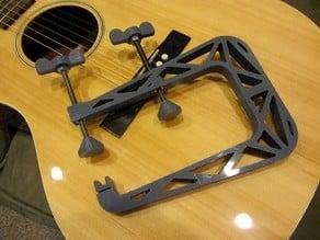 Guitar Repair Soundhole Clamp