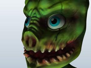 B Movie Monster