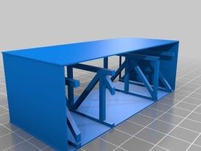 Bridge crane (sections)
