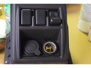 Jeep Wrangler TJ 2 Port Lighter or USB