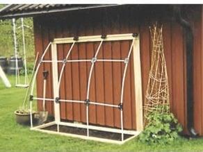 PVC fittings for garden