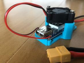 Voltage Converter (24V→5V) Enclosure for Creality Printers_Cr-10, Ender-3