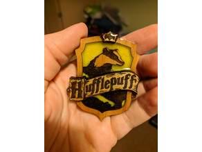 Hufflepuff Badge