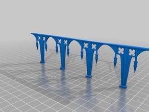 Gothic Bridge Pile (28mm TableTop Standard)