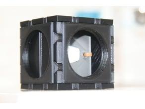spectroscope box