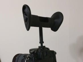 Binaural Microphone holder