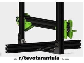 """r/tevotarantula"" CR-10 Tevo Tarantula 3 Wheel Guide System"
