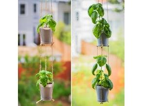 Modular Hanging Planter