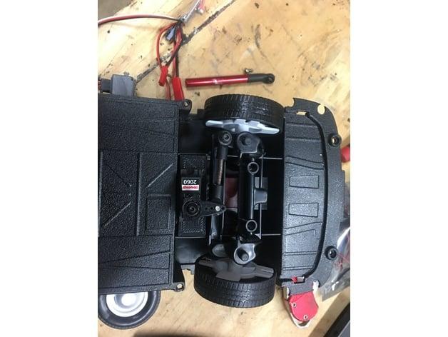 1/14 VW Bus R/C conversion parts by kdz76 - Thingiverse