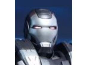 Iron Man WarMachine Mk1