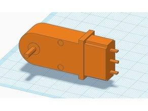 Pololu (1515) 120RPM Plastic Gearmotor