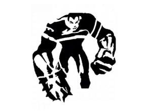 The Sandman Stencil