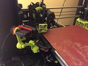 LulzBot Taz 6 C310 camera mount