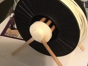 Very Simple Spool Holder/Axle