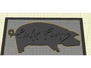 Pink Floyd Pig Logo