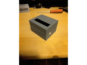 Simchair MKIII basic 6 axis controller (outdated)