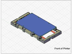 MonoPrice Select Mini Bed Expansion (150mmx230mm)