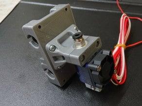Anet A8 E3D V6 mount