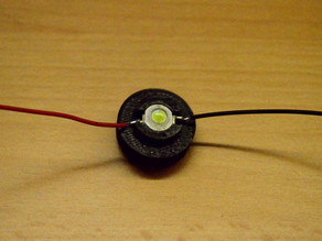 Simple 1W LED Clip