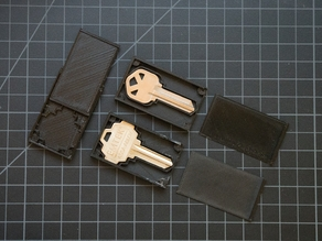 Key Holder - Low Profile Magnetic