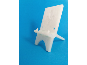 Roubo Phone Stand, revised