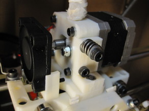 Direct Drive (Gearless) Extruder