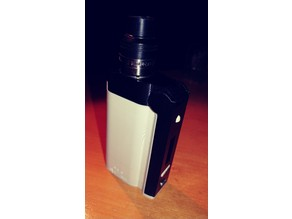 Un-Hinged - The Top loading hinged dna 200/250 vape mod