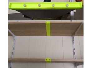 Customizable Shelf Joint