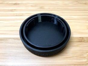 X Mount rear lens cap Fujifilm XF
