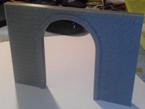Tunnel Portal H0