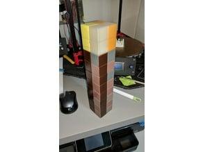 Minecraft Esq Torch