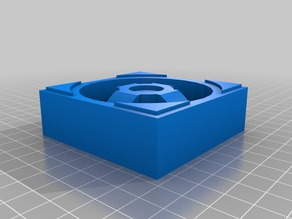 1:1 scale r2d2 power coupling (obsolete, use http://www.thingiverse.com/thing:113829)