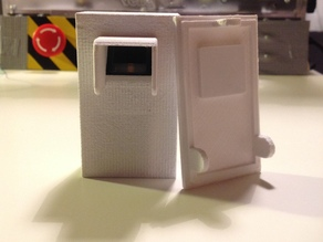 Fingerprint Sensor Box