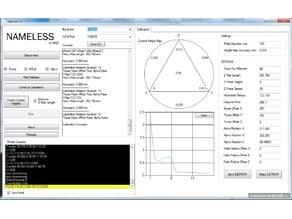 Nameless - Program for auto-calibration of the delta printer