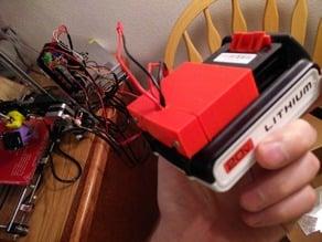 Black And Decker 20v battery Adapter