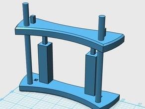 3-in-1 filament holder