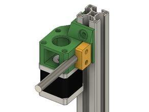 XY motor mount