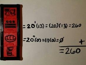 Mayan Math Basics