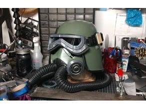 Mudtrooper Helmet Goggles Large Buckle