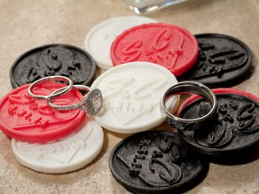 Poker Chips / Wedding Coins