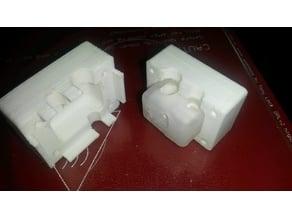 E3D silicone sock mold