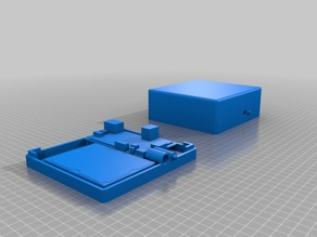 CubieNAS - SimpleNAS - Case for Cubieboard 2