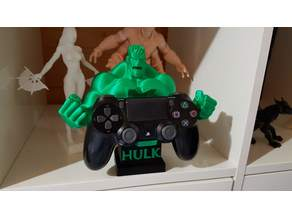 Hulk xBox PS4 controller stand