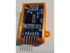 DS3231 Real Time Clock modules mount